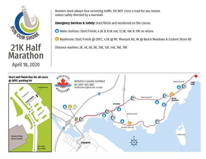 DD-19-311 Run Our Shore route maps 21K fina